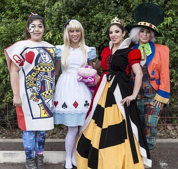 teachers dressing up, world book day, autism, stressful, educational psychologist, nicky weisfeld, dress up day
